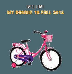 Bellini-Kinderfahrräder