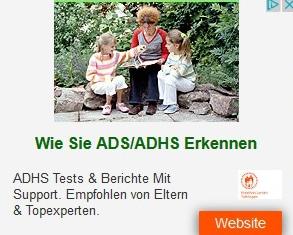 adhs test